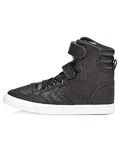 Hummel Fashion Slimmer Stadil Sneaker Schwarz
