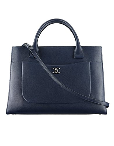 Chanel-Navy-Neo-Executive-Large-Tote-Bag