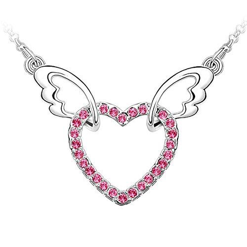 le-pendentif-ailes-premium-collier-femme-coeur-cristal-or-rose-revtement-blanc