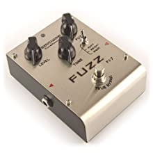 "Biyang FZ-7 ""Fuzz"" Distortion Guitar Effects Pedal"