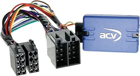 Adaptateur Autoradio Rd3 - ACV Electronic Adaptateur de commande au volant
