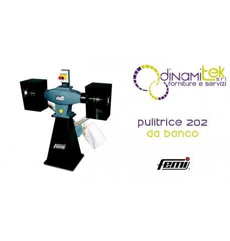 FEMI FM-202 - PULIDORA ECOLOGICA TF 1100W -CE- FEMI