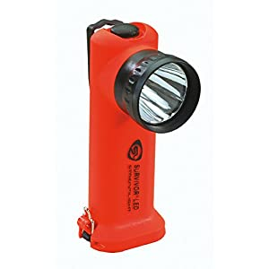 Yellow 175 6-3//4-Inch Streamlight 90541 Survivor Led Right Angle Flashlight