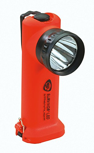 Preisvergleich Produktbild Streamlight - Wiederaufladbare Taschenlampe knieförmig STREAMLIGHT SURVIVOR LED ATEX Zone 1 - Stück
