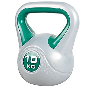 Gorilla Sports Kettlebell Stylish, 10 kg, 10000345;29