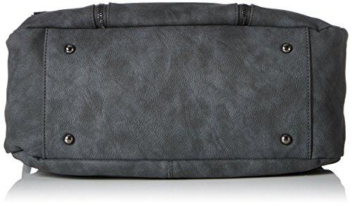 Rieker H1459 Damen Taschen Grau (Smoke)