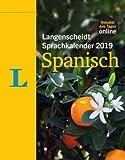 Langenscheidt Sprachkalender Spanisch - Kalender 2019 - Tagesabreißkalender mit 5-10 Minuten Lernspaß täglich - 12,5 cm x 15,9 cm