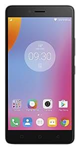 Lenovo K6 Note Smartphone Dual SIM, Display 5.5 Pollici, LTE, Fotocamera 16 MP, Memoria 32 GB, 3 GB RAM, Grigio [Italia]