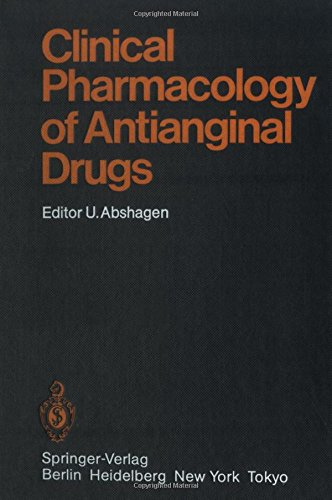 Clinical Pharmacology of Antianginal Drugs (Handbook of Experimental Pharmacology)
