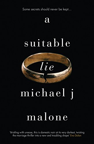 A Suitable Lie by [Malone, Michael J.]