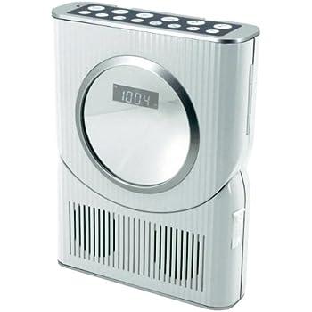 Soundmaster BCD250 Bad/Küchen Stereo-Radio mit CD und Uhr