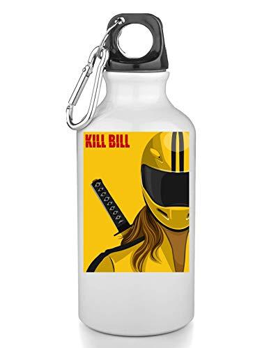 KRISSY Kill Bill Poster Japanese Hattori Hanzo Botellas