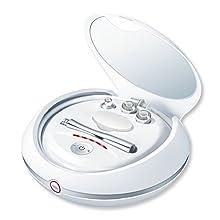 Beurer FC 100 Microdermoabrasione, Peeling del Viso con Massaggio Sottovuoto