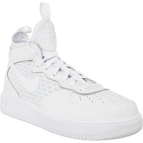 Bianco Nike Donna Scarpe Ginnastica Weiss Bianco Bianche Da nna41qBwv