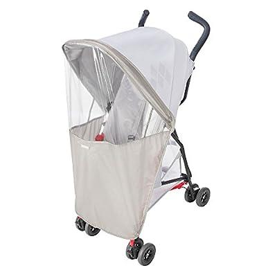 Plástico de lluvia Maclaren Mark II - Accesorio para silla de paseo