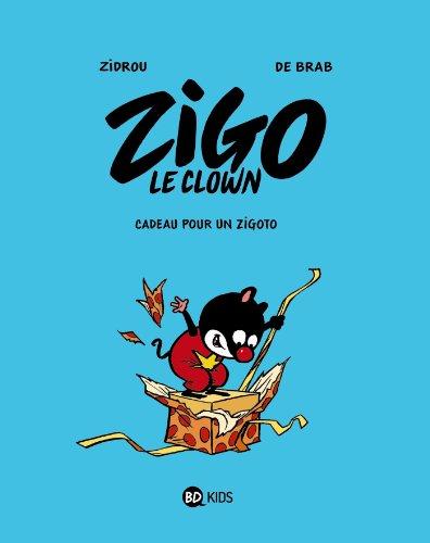 Zigo T02 Cadeau pour un zigoto
