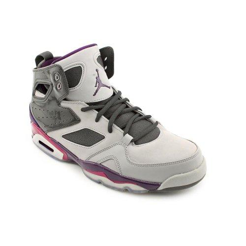 Nike, Gris Senhor Sneaker / Grau Violeta
