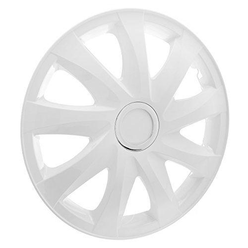 "KN13 Enjoliveurs 13"" - Blanc - 4 pieces - 5902538469845"