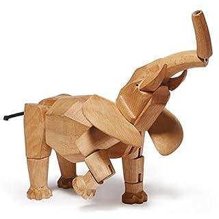 Suck UK Areaware - Hattie the Elephant - Buchenholz/beech wood