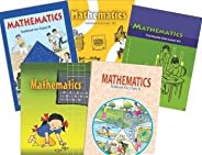 NCERT Mathematics Books Set Class 6 to 10 (English Medium)