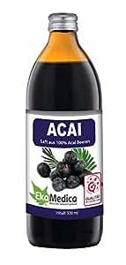 100% Acai Saft Eka Medica Acai Juice