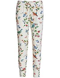 PiP Studio Damen Pyjama-Hose Bobien Birdy