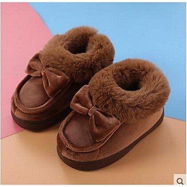 LQXZM Unisex pantofole & amp; flip-flops Comfort Casual scamosciato nero rosa viola Tan Coffee