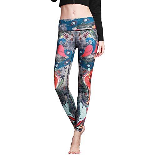 Felicove Leggings für Damen, Damen Laufhose Stretchy Hose für Fitness Yoga Sport Pants Freizeithose Jogginghose Winterleggings Thermoleggings Strumpfhose Hose Sport Strumpfhose Leggings
