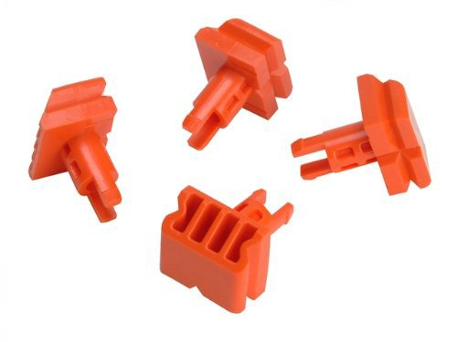 Black + Decker X40400 Vice Pegs (4) for Workmate Test