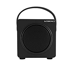 Zebronics Smart Bluetooth Speakers (Black)
