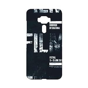 BLUEDIO Designer Printed Back case cover for Asus Zenfone 3 (ZE520KL) 5.2 Inch - G4062