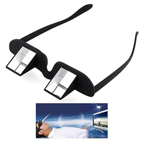 esmmr-unisex-occhiali-prismatici-colore-nero-per-visione-orizzontale-occhiali-prisma-orizzontale-per