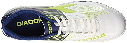 Diadora Herren 830 Iii Tf Fußballschuhe Bianco (Bianco/Blu Estate)
