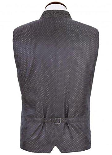 Michaelax-Fashion-Trade - Manteau sans manche - Uni - Sans Manche - Homme Braun/Braun/Kanin (3930)