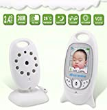 Best Cheap Baby Monitors - LifetSmart Baby Monitor, 2.4 Inch TFT LCD Screen Review