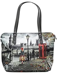 YNOT  Autumn in London Instant Borsa Donna Tracolla K377 207d5b3af0c