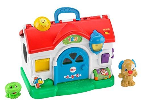 Fisher-Price Laugh & Learn Puppy's Activity Home (Englische Sprache) -