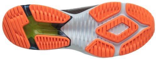 Puma Powertech Defier Fade scarpa da running Insignia Blue/Fluorescent Peach/Fluorescent Yellow