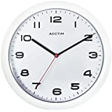 Acctim 92/ 301 Aylesbury Wall Clock, White