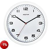 Acctim 92/ 301 Aylesbury, Orologio da parete, Colore bianco