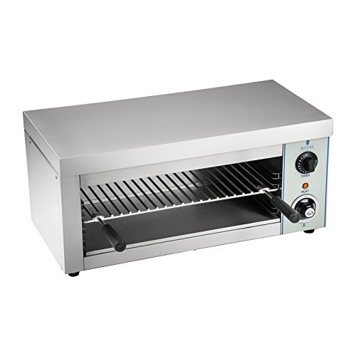 Royal Catering - RCES-2000-EGO - Tostador industrial - 2.000 Watt - 1...
