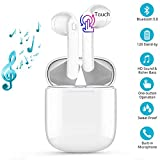 Bluetooth Earphones Wireless Headphones Mini In-Ear Hadsets Built-in Microphone Eearbuds for IOS MAX