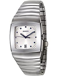 Rado Herren-Armbanduhr Analog Quarz Keramik 156.0719.3.010