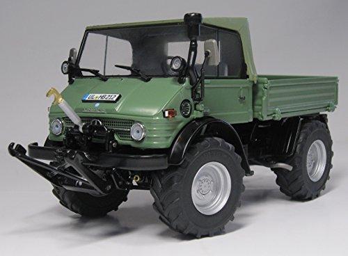 Preisvergleich Produktbild Weise Toys Unimog 406 U84 mit Klappverdeck 2024 - Sondermodell