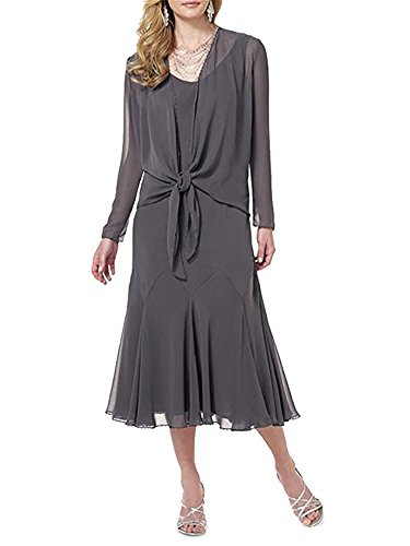 Leader of the Beauty - Robe - Femme Gris