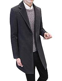 Amazon.it  Fantasia - Giacche e cappotti   Uomo  Abbigliamento 1b84f95861d0