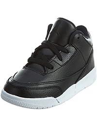 Nike 844706-415, Zapatos de Primeros Pasos para Bebés, Azul (Blue Spark/Total Crimson/Black/White), 22 EU