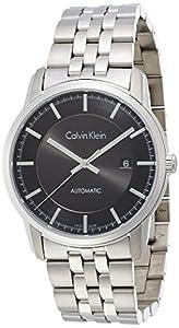 Calvin Klein-Reloj de pulsera analógico automático para hombre acero inoxidable k5s34141 de Calvin Klein