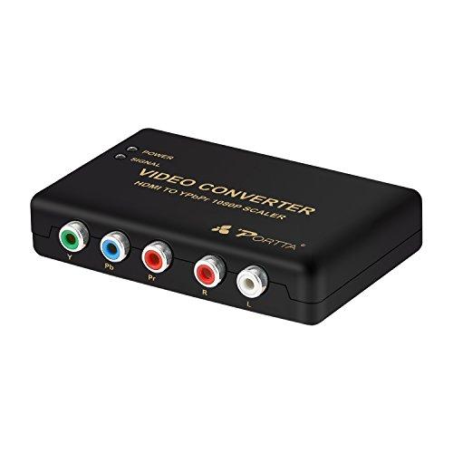 Portta USB Typ-C zu HDMI Adapter kompatibel mit Mac oder Windows Computern ausgestattet (Gamecube-zu-hdmi-anschluss)