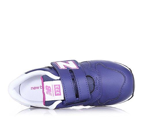 New Balance , Baskets pour fille Violet Viola Fucsia/Blu